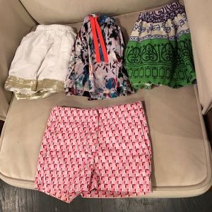 Lot of Crewcuts Skirts/Shorts 2T